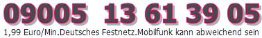 sexnummer 09005